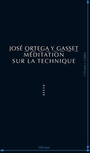 Ortega y Gasset_Méditations sur la technique.jpg