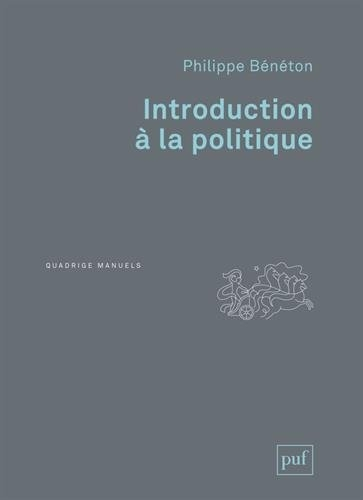 Bénéton_Introduction à la politique.jpg