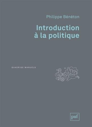 Bénéton_Introduction à la politique.jpg
