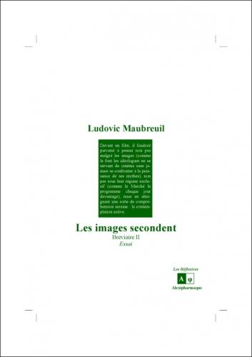 ludovic maubreuil,cinéma,dissidence,raymond abellio,edgar poe