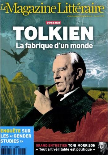 Magazine littéraire  Tolkien.jpg