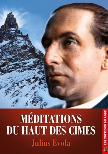 julius evola,montagne,tradition,alpinisme,traditionalisme révolutionnaire