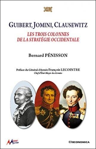 Pénisson_Guibert, Jomini, Clausewitz.jpg