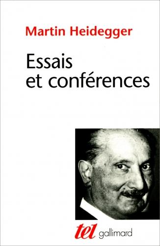 Heidegger_Essais et conférences.jpg