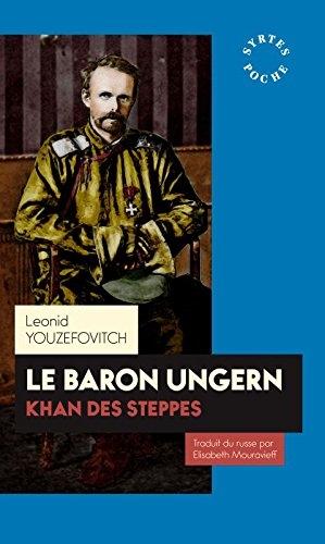 Youzefovitch_Le baron Ungern.jpg
