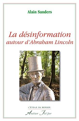 Sanders_La Désinformation autour d'Abraham Lincoln.jpg
