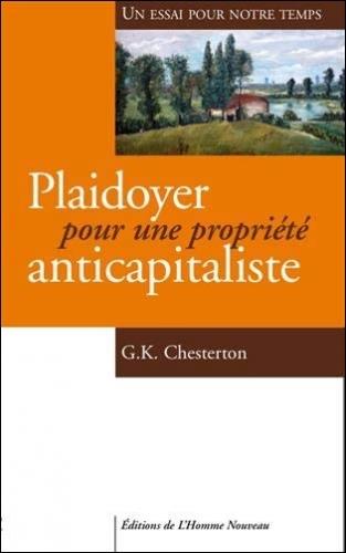 Chesterton_Plaidoyer pour une propriété anticapitaliste.jpg