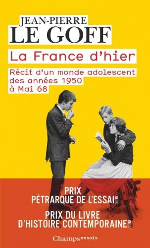 Le Goff_La France d'hier.jpg