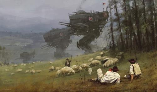 Jakub Różalski_Dieselpunk.jpg